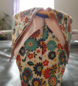 Côté Petit sac Origami