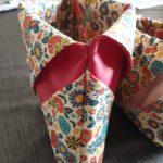 Côté pochette origami